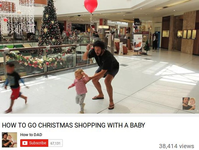 Foto: Youtube/ How A Dad