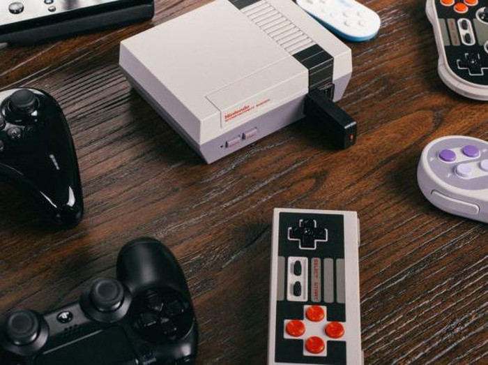 Konsol game lawas Nintendo. Foto: istimewa