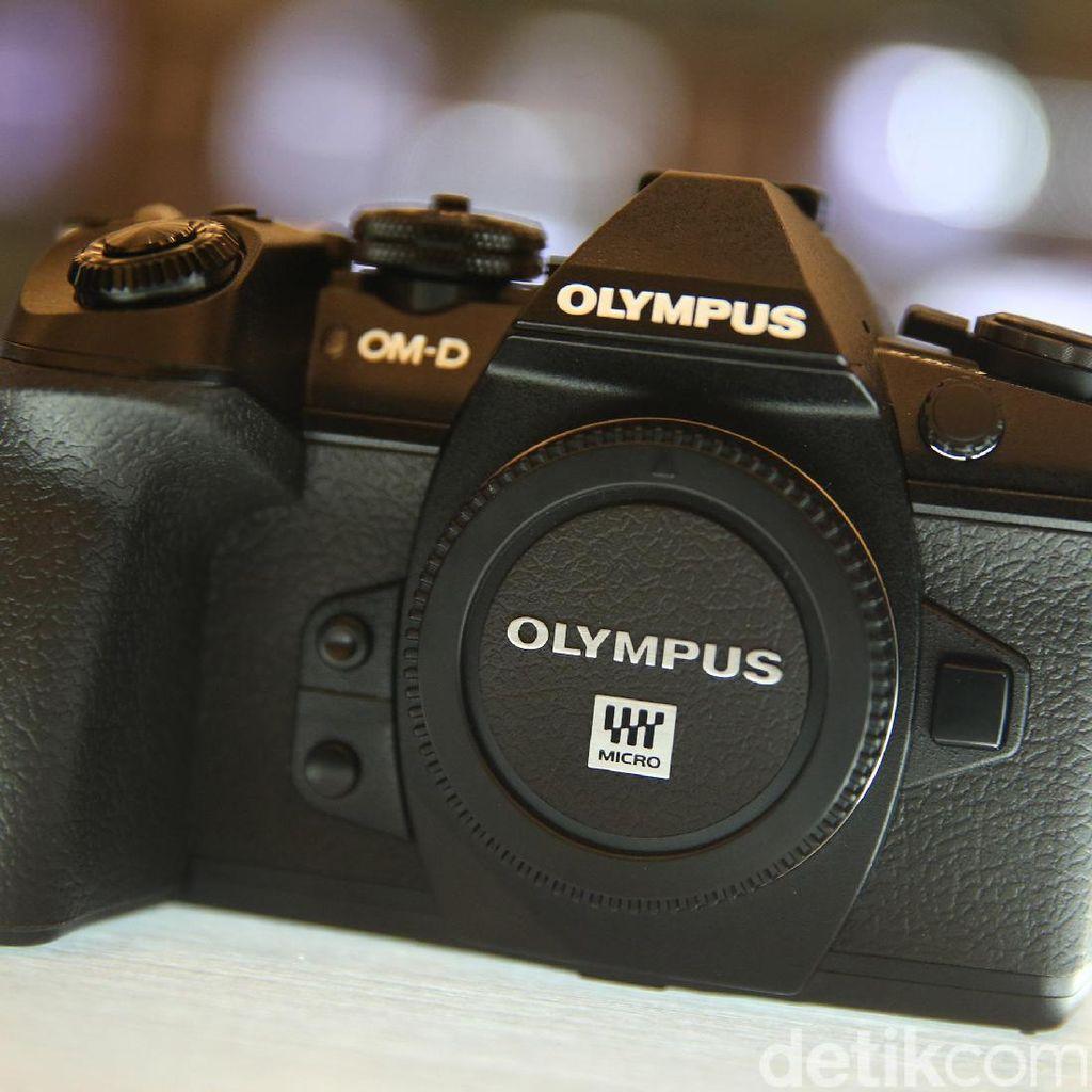 Mau Jual Bisnis Kamera, Olympus?