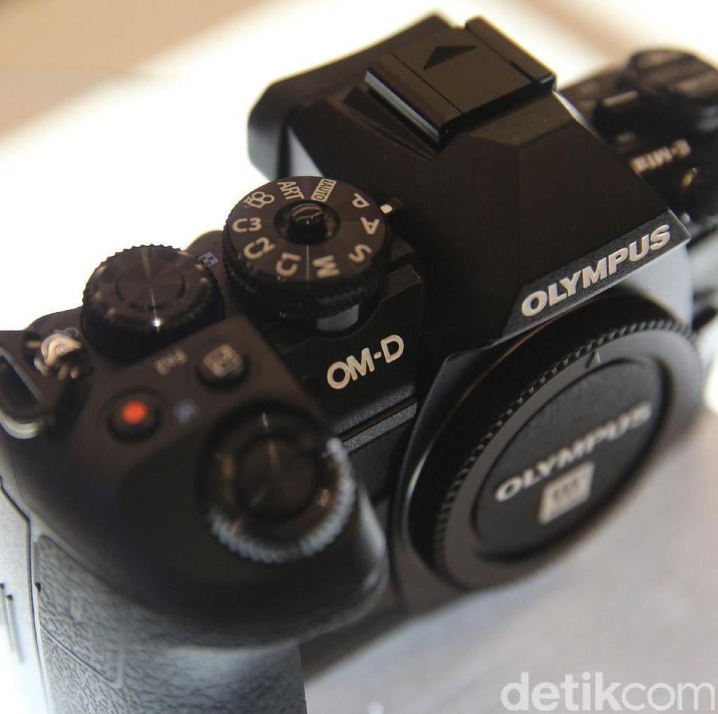 Kamera Olympus Punya Fitur Khusus untuk Foto Long Exposure