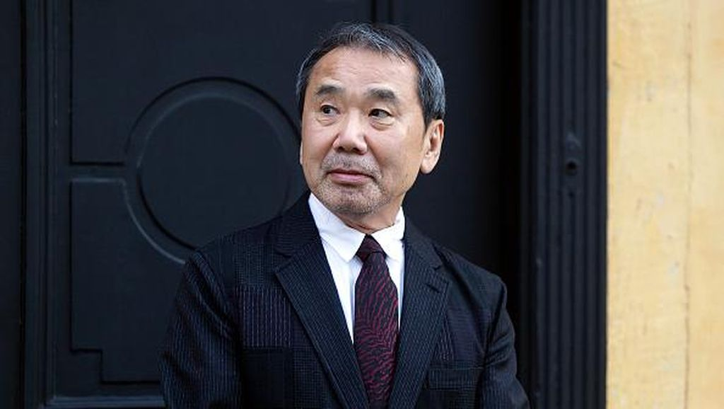 Haruki Murakami Tolak Jadi Nominator Alternatif Nobel Sastra