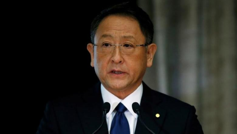 Akio Toyoda Foto: Reuters