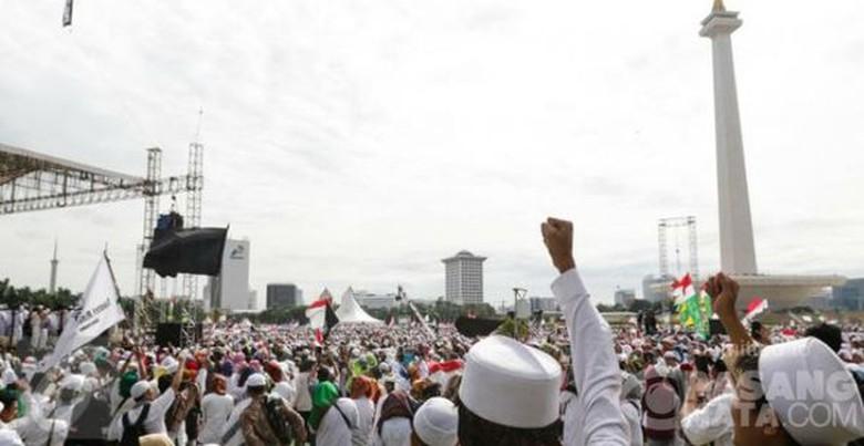 Maruf Amin Komentari Ijtimak Ulama, Kapitra Ingat Aksi Bela Islam