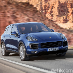 Porsche Cayenne Coupe Jadi Hybrid Semakin Dekat