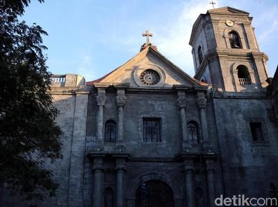 Gereja Bersejarah Filipina yang Selamat dari Berbagai Bencana