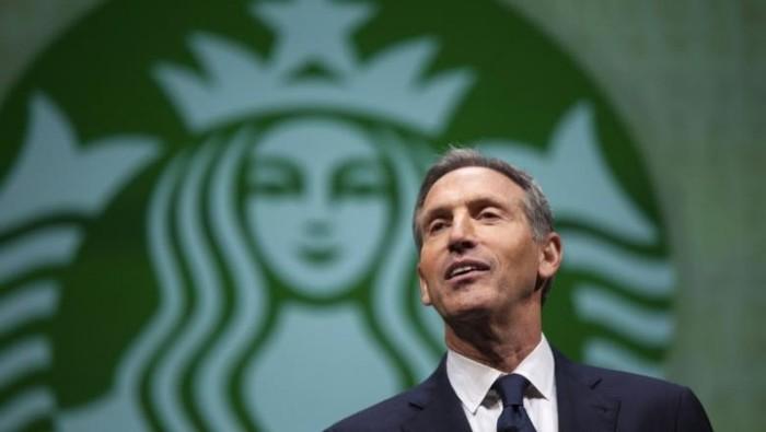 CEO Starbucks Howard Schultz/ Foto: Reuters