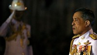 Raja Thailand Dikarunia Anak Laki-laki dari Selir Favoritnya