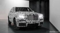 SUV Rolls-Royce Sebentar Lagi Resmi Meluncur