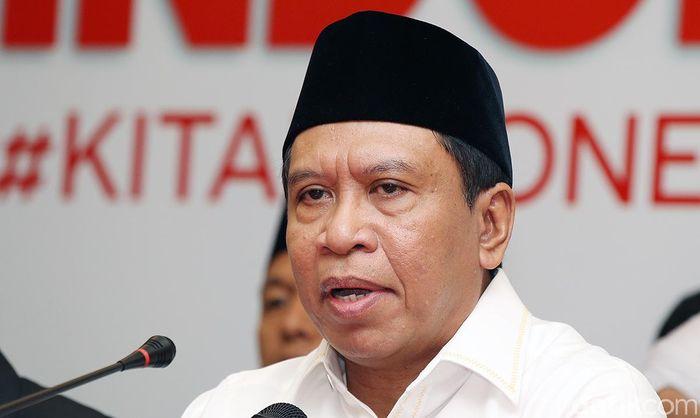 Menpora Merespons Taufik Hidayat (Ari Saputra/detikSport)