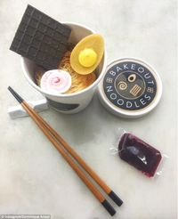 Dominique Ansel Kembali Ciptakan Dessert Unik Berupa Ramen Manis