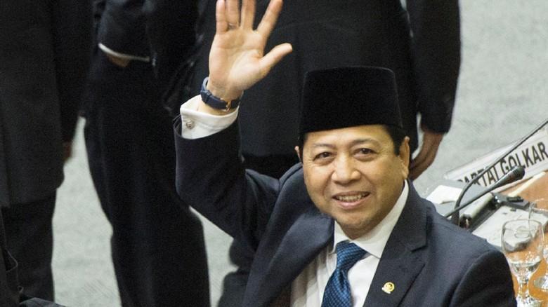 2 Catatan PDIP Soal Novanto yang Tunjuk Aziz Jadi Ketua DPR