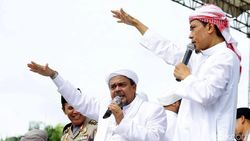 FPI Sebut Semua Kasus Habib Rizieq SP3: Kalau Masih Bilang Ada, Bahlul