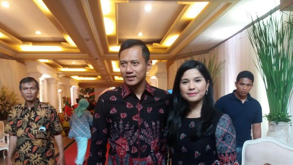 Agus, Sylvi dan SBY Hadiri Sunatan Anak Eko Patrio