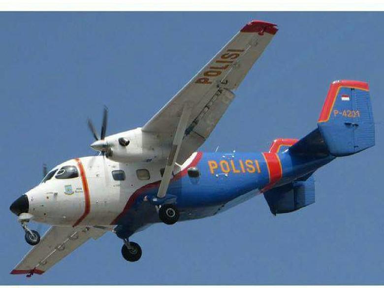 3 Kantong Berisi Potongan Tubuh Korban Pesawat Polri Jatuh Dibawa ke RS