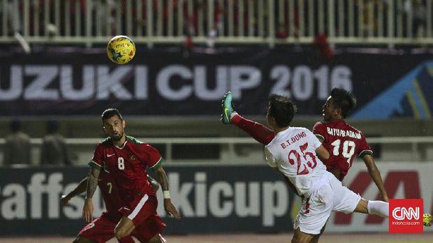 Bayu Pradana andalan di Piala AFF 2016.