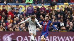 Janji Luka Modric: Tak Akan Satu Tim dengan Lionel Messi