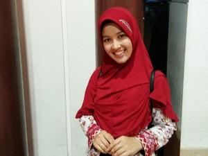 Juara 2 Sunsilk Hijab Hunt Nabilla Sedih Saat Mau Berangkat Umrah, Mengapa?