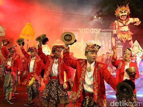 Festival Kuwung di Banyuwangi