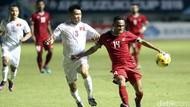 Head to Head Indonesia Vs Vietnam: Sama Kuat di Lima Laga Terakhir