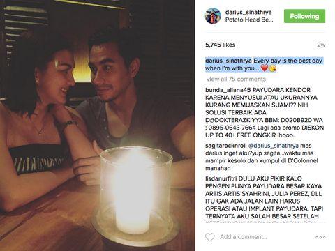 Cara 10 Seleb Tampan Indonesia Ini Ungkapkan Cinta ke Istri Bikin Iri