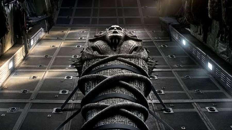 Potret The Mummy Pembuka Dark Universe