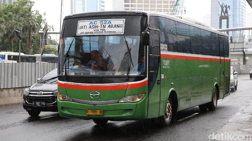 Tanggapan Mayasari Bakti Saat Nanti Bus Kota Berbasis Listrik