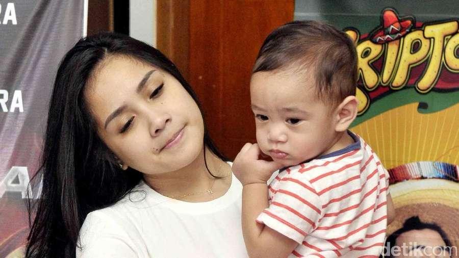Happy Family! Raffi Ahmad Semringah Banget