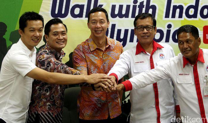 Gebyar Museum Olahraga Nasional, Walk with Indonesian Olympian 2016 akan digelar 11 Desember 2016 di Museum Olahraga Nasional di Museum Olahraga Nasional, Taman Mini Indonesia Indah (TMII), Jakarta Timur.