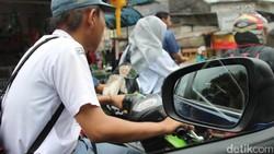 Minim Angkutan Umum, Anak Sekolah di Tasikmalaya Pilih Naik Motor