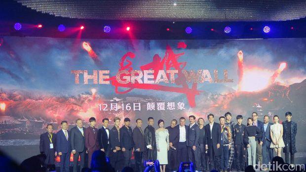 Kisah Monster di Balik 'The Great Wall'