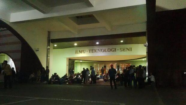 Kebaktian di Sabuga Bandung Didatangi Ormas, Polisi Turun Tangan