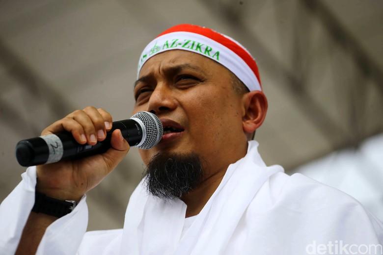 TGB Dukung Jokowi, Arifin Ilham: Kita Tunggu Musyawarah Ulama