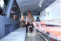 PGN Berikan Bantuan 13 Unit <i>Ambulance</i> Rp 4,6 M ke Polri