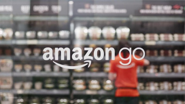 Supermarket Amazon tanpa kasir