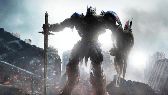 Mengintip Premier Transformers: The Last Knight