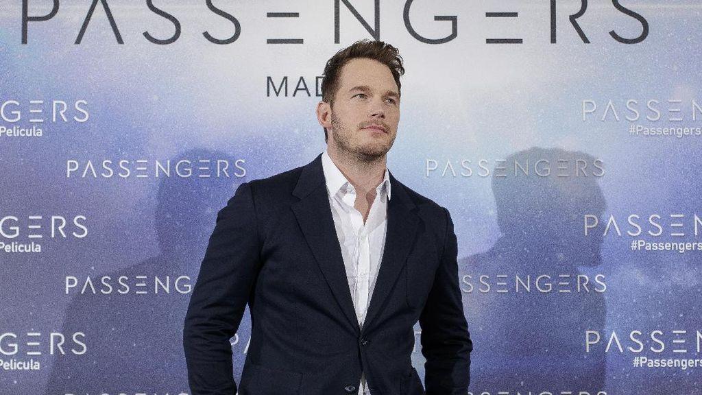 Aktor Chris Pratt Berhasil Turunkan Berat Badan dengan Berpuasa