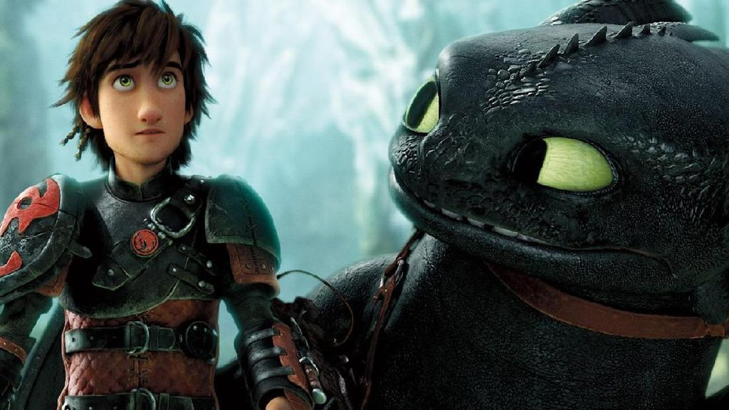 Alasan Film How to Train Your Dragon 3 Bagus Ditonton Anak