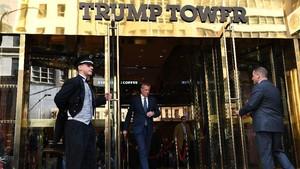 Coba Masuk Trump Tower, Pemuda Berpisau Ditangkap Polisi New York
