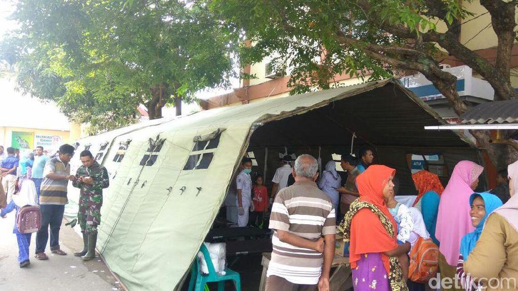 RSUD Rusak Berat, Kemenkes Turunkan Tim Penanggulangan Krisis ke Aceh
