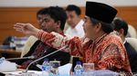DKPP, Bawaslu, dan KPU Rapat Soal RUU Pemilu