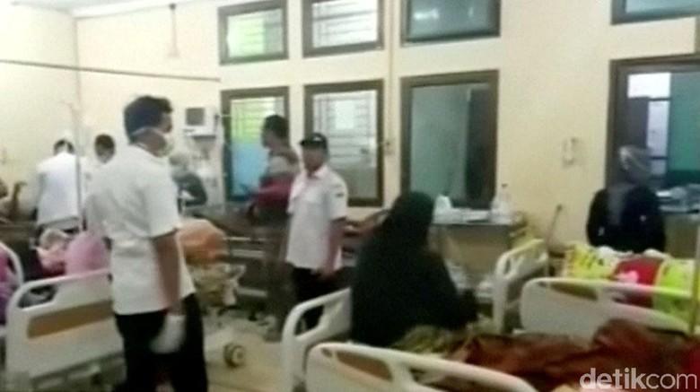 Korban Luka Gempa Pidie Jaya Mencapai 500 Orang, Dirawat di RS Chik Ditiro