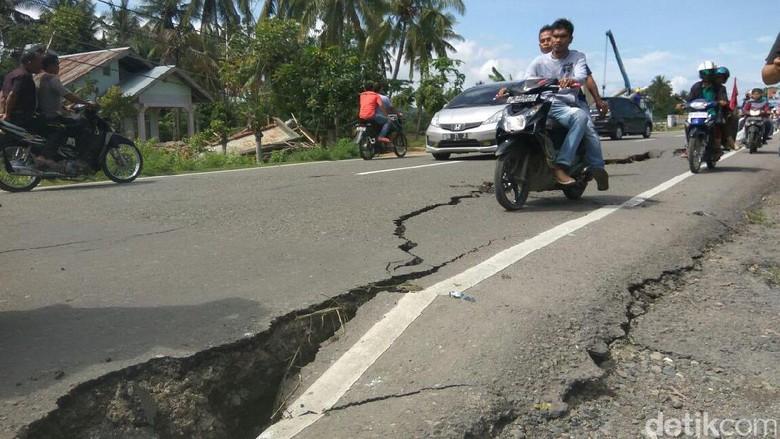 BNPB: 740 Personel Gabungan dari Kabupaten Pidie Bergerak ke Pidie Jaya