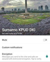 Screenshot Profile Picture Whatsapp Sumarno