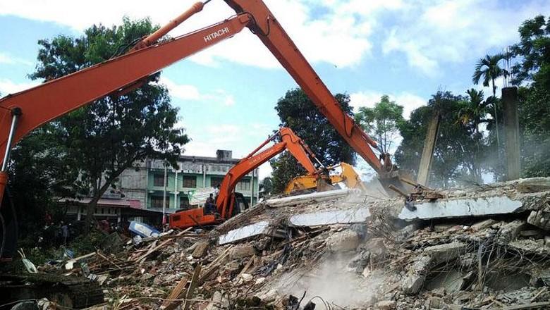 Kepala Badan Geologi: Pidie Jaya Masuk Zona Merah Rawan Gempa