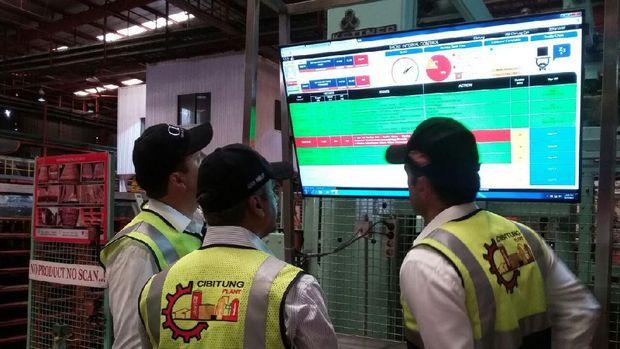 Mengintip Pabrik Coca-Cola Terbesar Di Indonesia