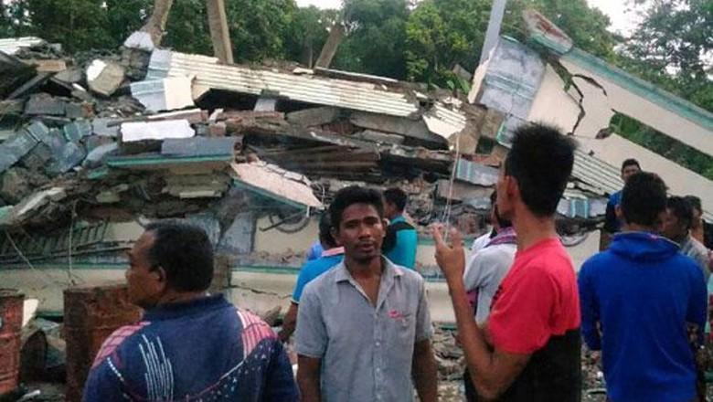 Wakil Bupati: 18 Orang Meninggal Dunia Akibat Gempa Bumi di Pidie Jaya, Aceh