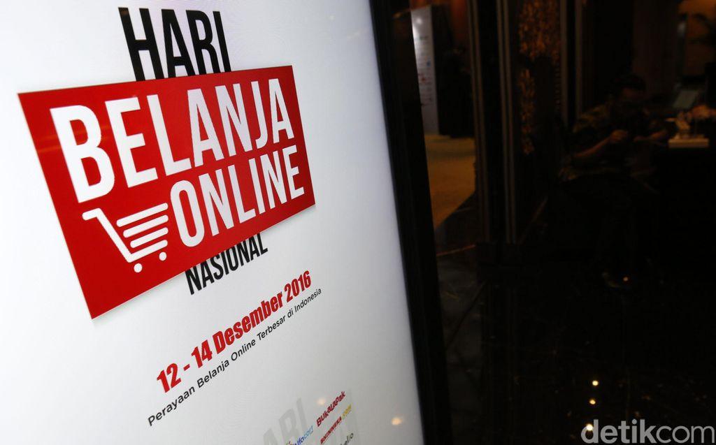 Hari Belanja Online Nasional (Harbolnas) 2016 atau hari #1212Sale, akan digelar pada tanggal 12-14 Desember 2016 di Jakarta.