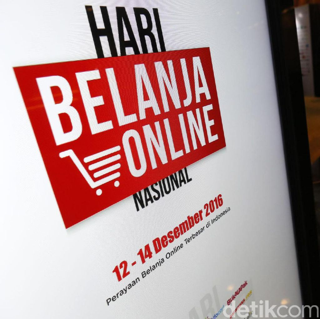 5 e-Commerce Terpopuler Saat Pekan Harbolnas