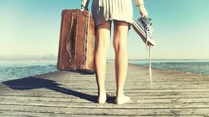 4 Cara Paling Realistis Biar Lebih Banyak Traveling