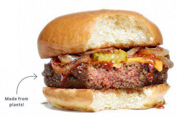 daging imitasi bahan nabati